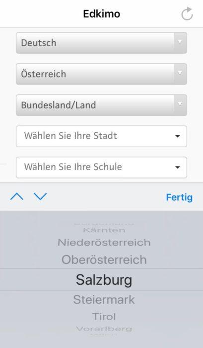Lernsieg-Alternative Edkimo, die Feedback-App auch für alle Schulen in Österreich verfügbar.